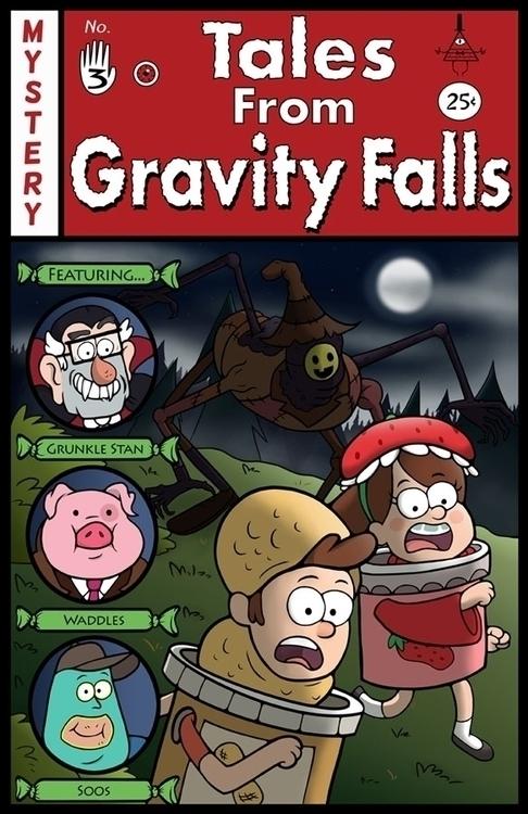 Based favorite episode series - gravityfalls - jellysoupstudios   ello
