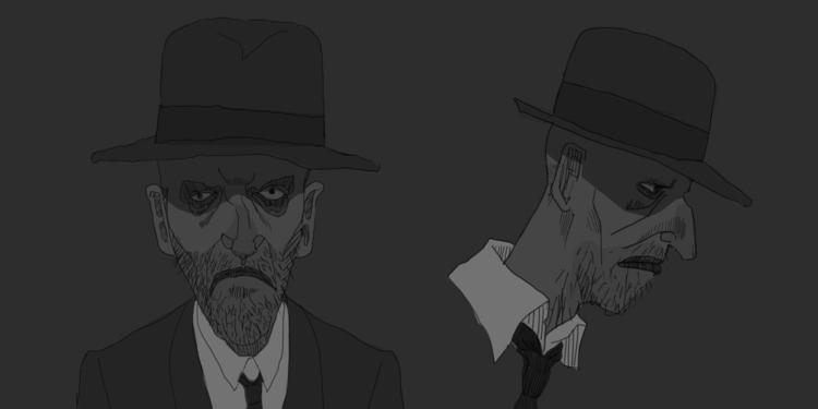 Character design animation proj - geoffkhli | ello