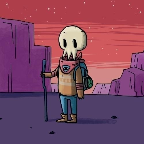 Dead Adventurer - deadadventurer - indiana_jonas | ello