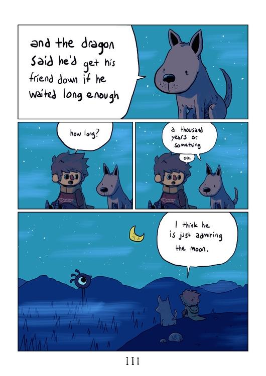 page 3 - wanderer, comic, bird - indiana_jonas   ello
