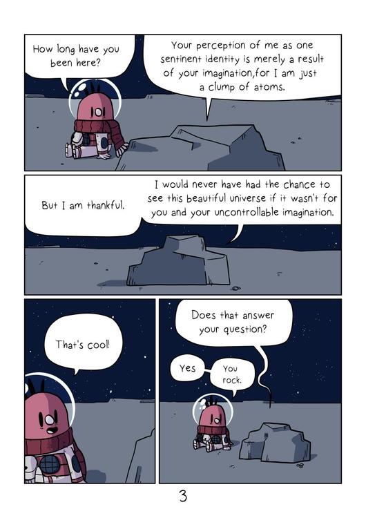 page 3 - emptyplanet, comic, space - indiana_jonas | ello