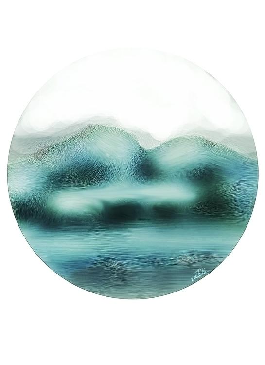 Alien Planet - Painted Adobe Ph - jessieg-1223 | ello