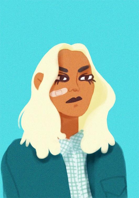 illustration, characterdesign - keit | ello