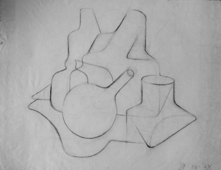 Studio 1978 - drawing - quinoro | ello