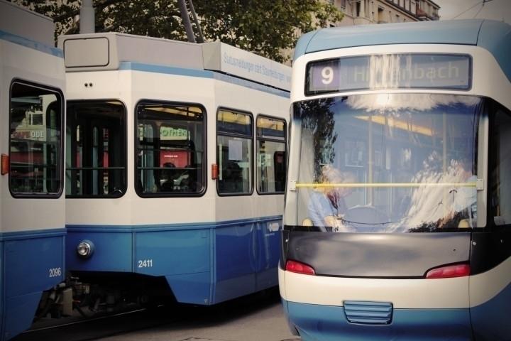 Zurich Tram - zurich, photography - joanasantos | ello