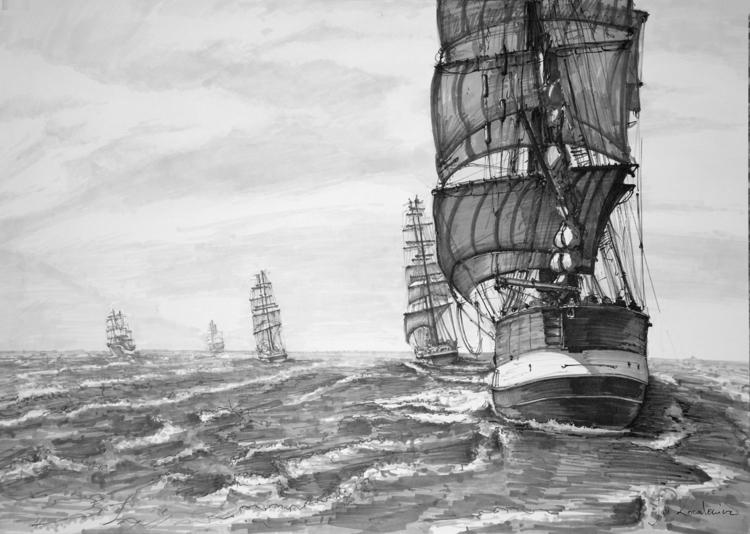 REgatta Tria Markers, B2 - regatta - jandraws | ello