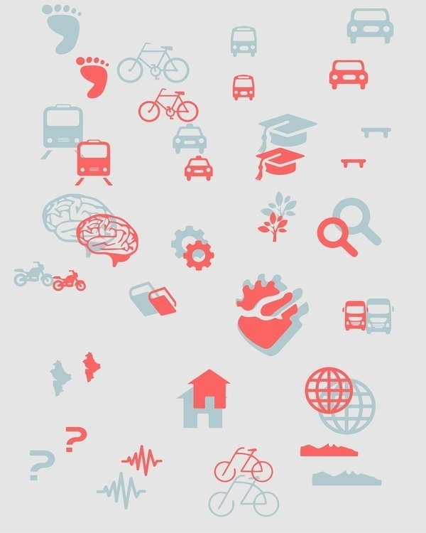 Urban mobility icons - bernardojbp | ello