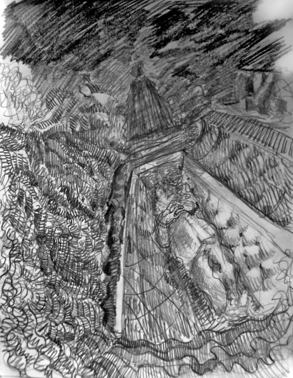 Lebendig begraben meine Homage  - wickedbastet1982 | ello