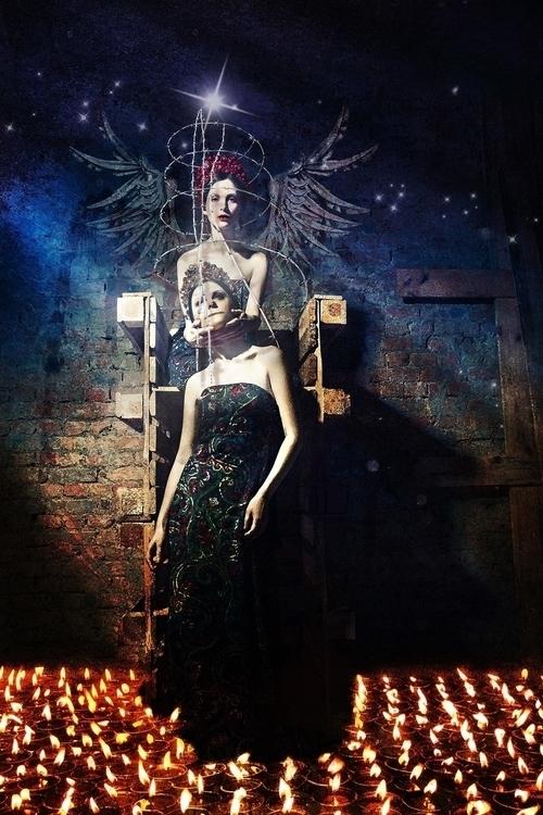 Darkness - digitalart, photography - mikstyx | ello