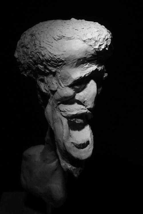 Sammie Davis jnr - sculpture - yazzum | ello