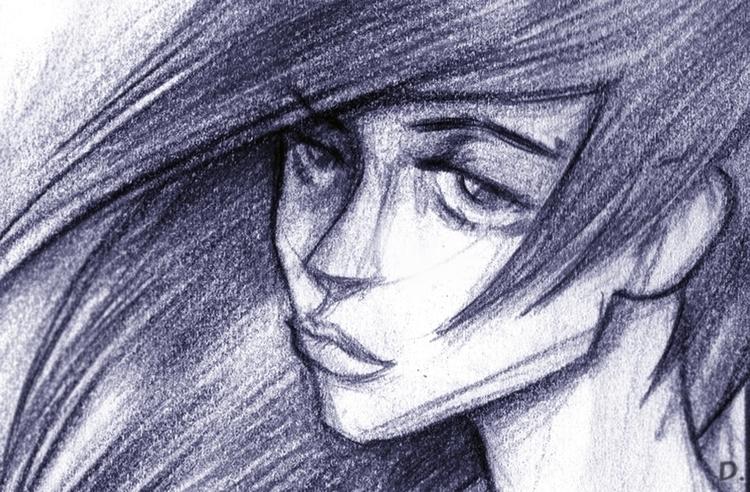 illustration, drawing, dedadarko - dedadarko | ello