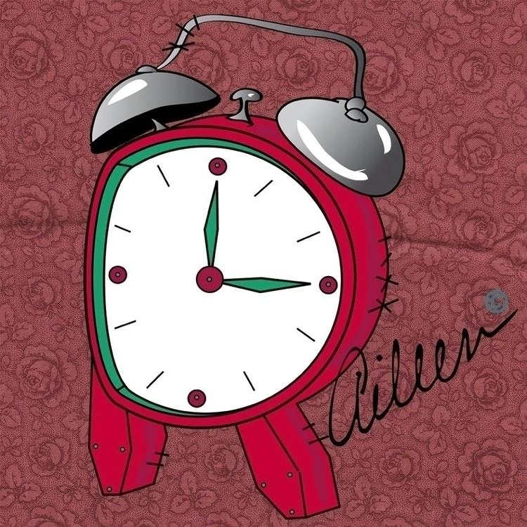 de Reloj - reloj, watch, clock, vintage - aileencopyright | ello