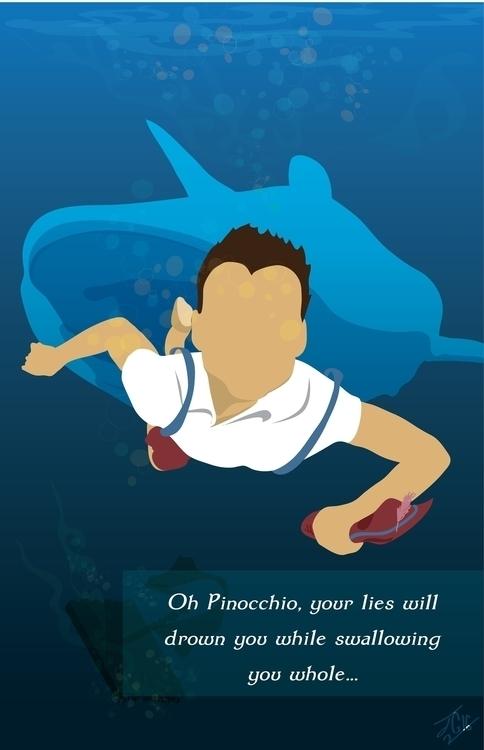 Pinocchio ~ character series Da - jessieg-1223 | ello