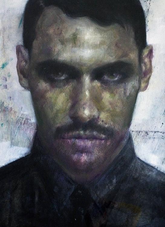 painting - michailtsakountis | ello
