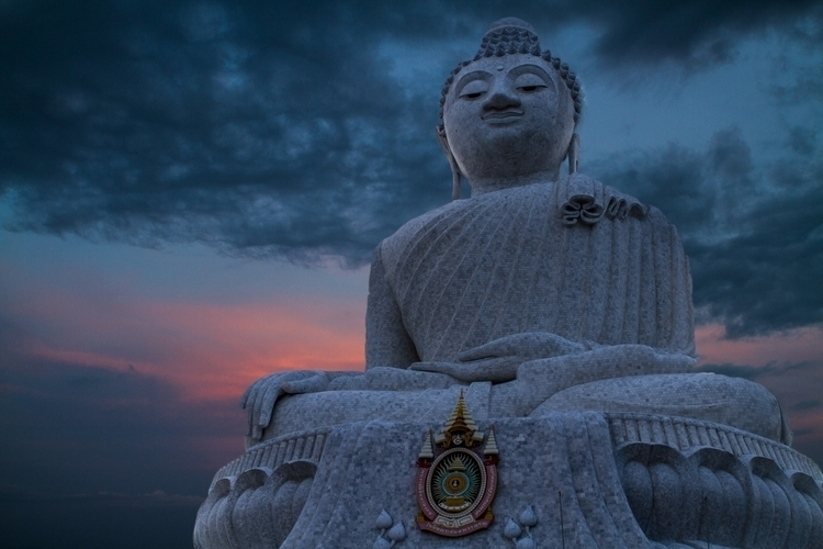Big Buddha - photography, travelphotography - lincoln_inc | ello