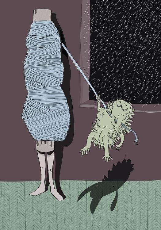 illustration, vectorillustration - alicja_wieczorek | ello