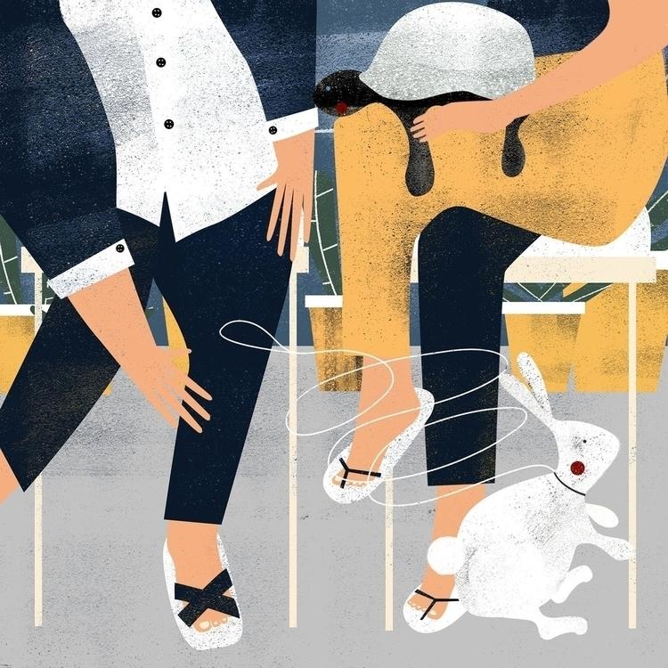 Illustration Planadviser Annuit - michelabuttignol | ello