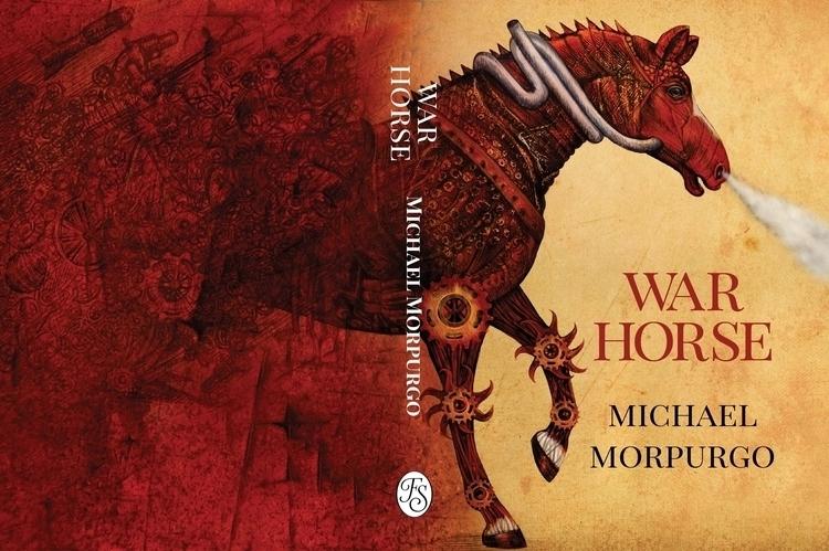 War Horse Binding Folio Society - kamaarts | ello