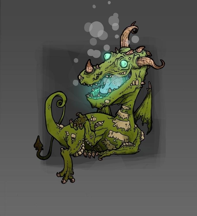 Dlagon - dragon - debokaaa | ello