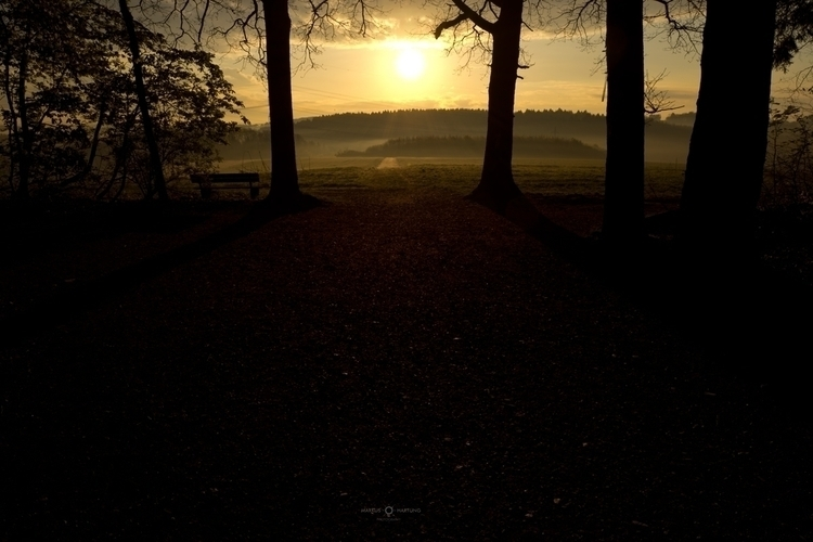 Morning walk - Remscheid, sunrise - mhpictures | ello