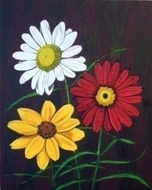 Daisie Mae - painting - brandyhouse | ello