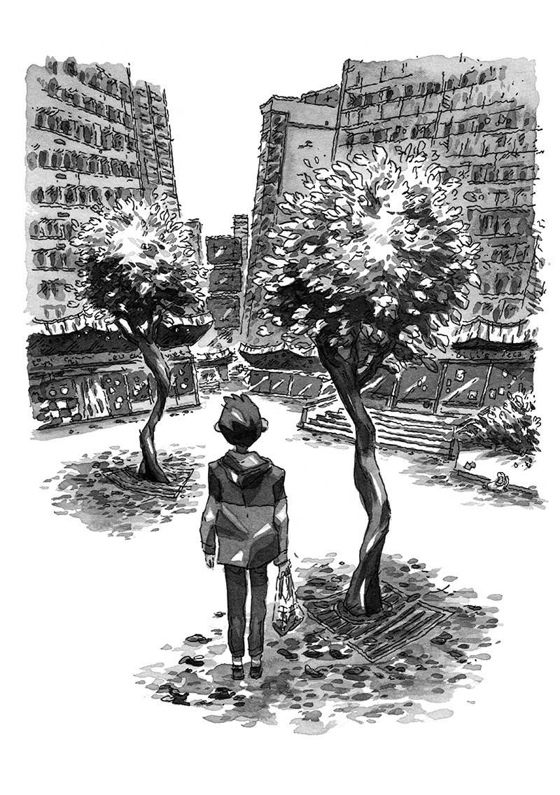 illustration, thomasrouziere - gommette | ello