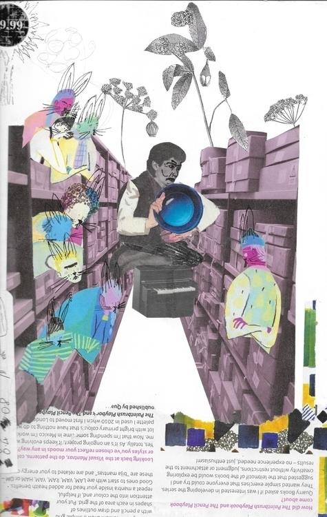 collage, illustration, graphicdesign - jamescampbell-1440   ello