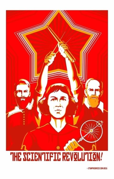 Propaganda poster Copernicus, K - james-8103 | ello