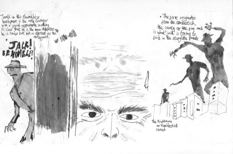 illustration, collage, graphicdesign - jamescampbell-1440   ello