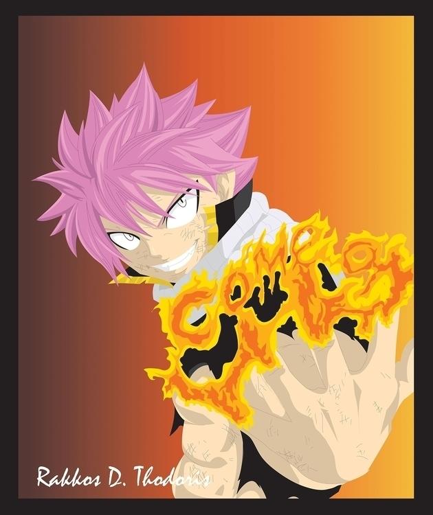 Natsu Dragneel Anime/Manga: Fai - thodoris91 | ello
