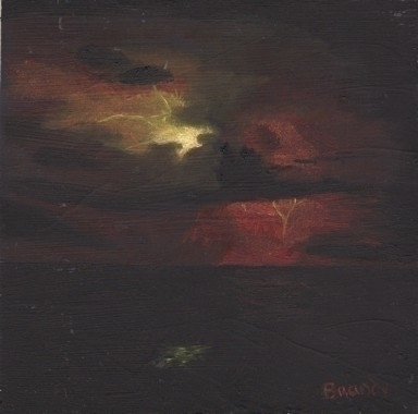 Stormy - painting - brandyhouse | ello