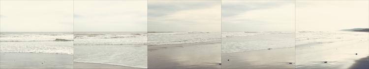 Sunset Beach - landscape, newzealand - marham1160 | ello