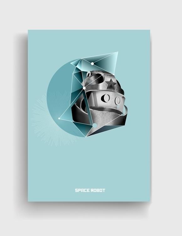 space robot - spacerobot, soviet - cardula | ello
