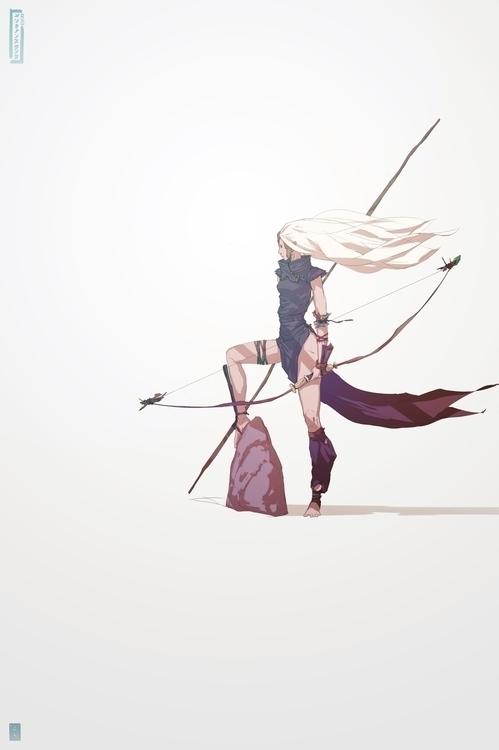 high resolution&gt - illustration - andrearagni   ello