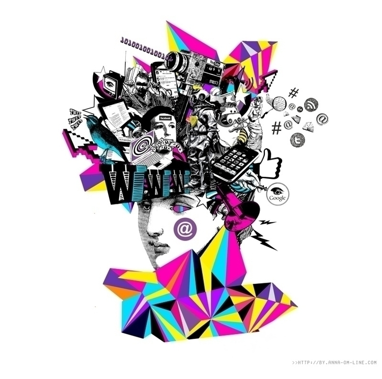 WEB Allegory - graphic represen - annaomline | ello