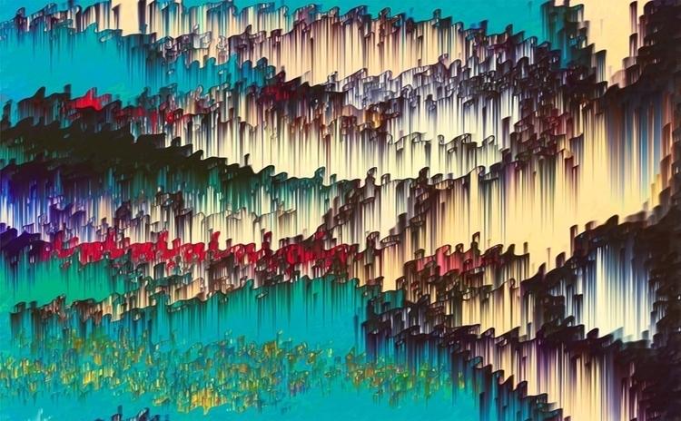 21. Dawn Symptom - digitalart, abstract - raphaelsinclair | ello
