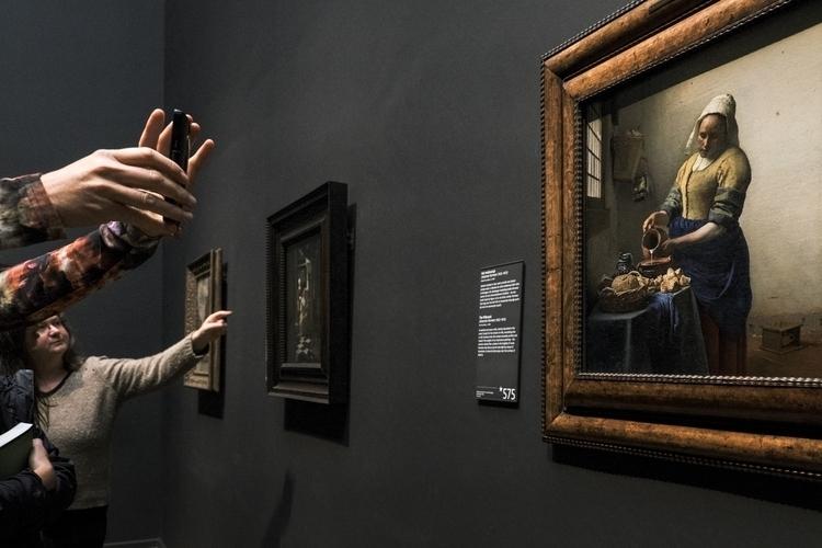 Vermeer, favourite - vermeeramsterdamrijksmuseum - teresateixeira | ello