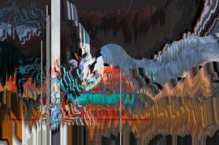 23. Swan Reassurance - digitalart - raphaelsinclair | ello