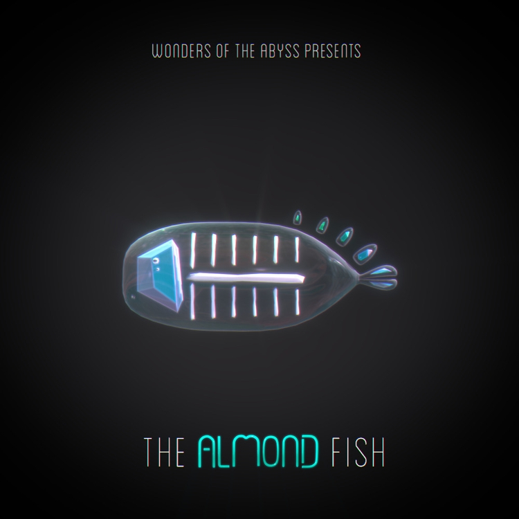 fish, nut, lowpoly, deepsea, abyss - chafouinade | ello