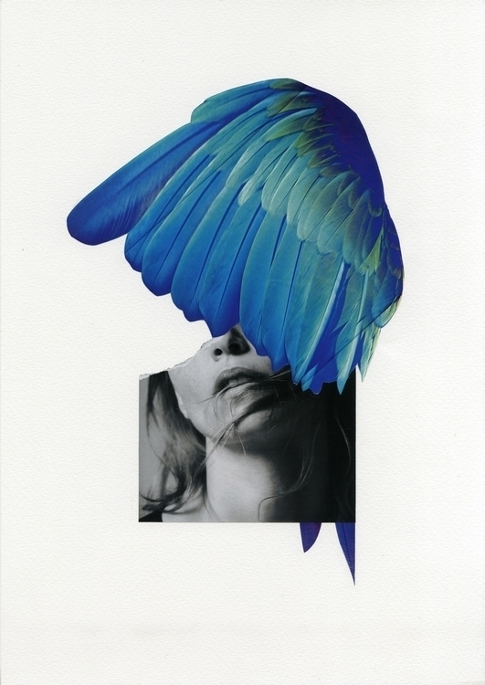 papercollage - collage - kenichiro1025 | ello