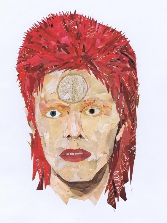 Ziggy Stardust - ziggystardust, davidbowie - benmorgan | ello
