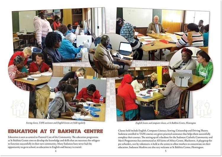 St Bakhita Centre – design layo - pjb-1610 | ello