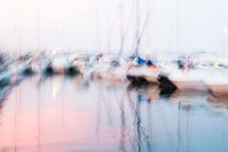 boats, movement, photography - fotoka | ello