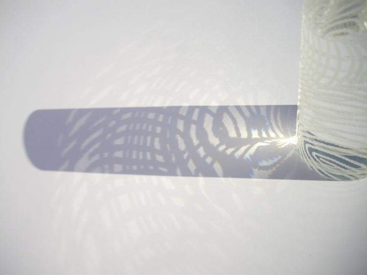 shadow - light, resin, sculpture - smouss | ello