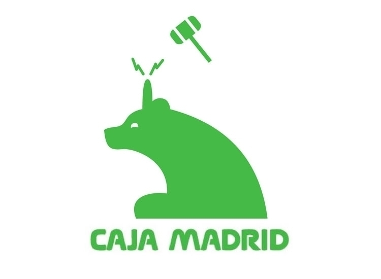 Caja Madrid - conceptart, drawing - mirilustra | ello