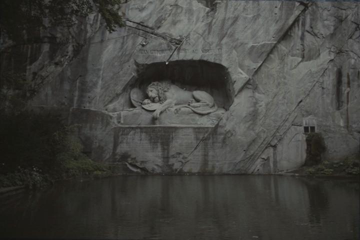 Lucerne | Lion Monument - LionMonument - joanasantos | ello