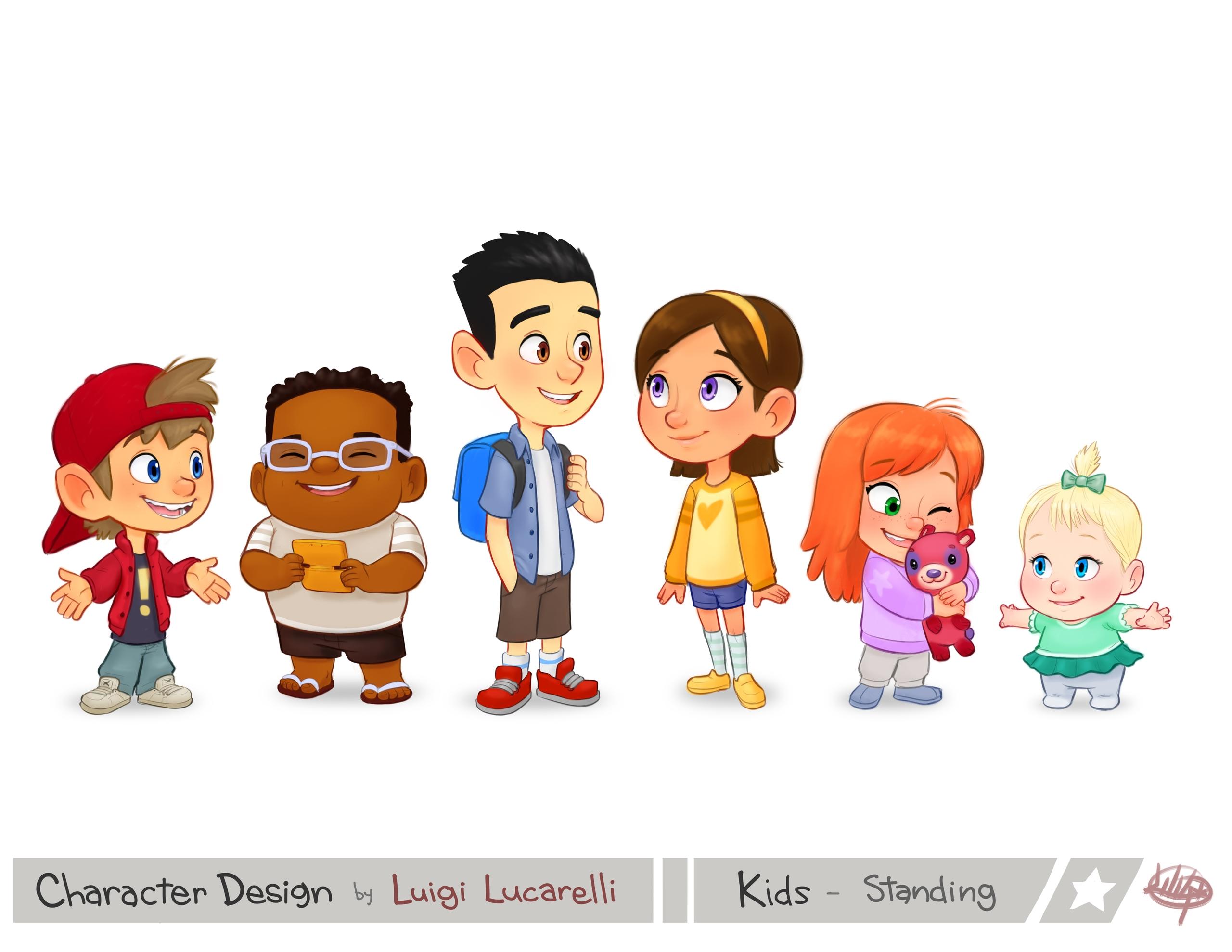 page portfolio! hope kids - luigil-2352 | ello