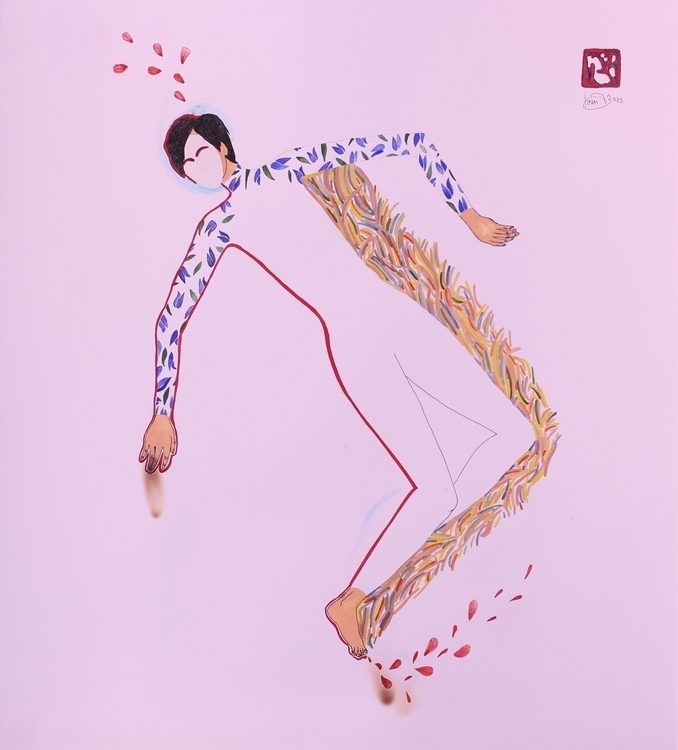 Book illustration, Zdravo, Mari - petite_bird_ivana | ello