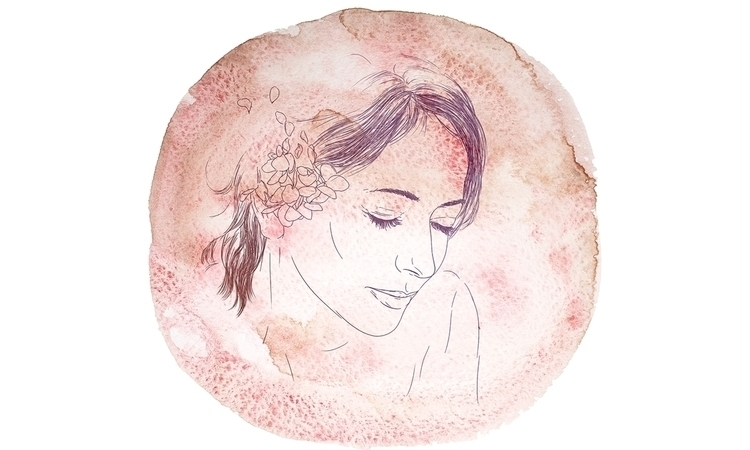Portrait friend Anastatia - girl - milayavredina | ello