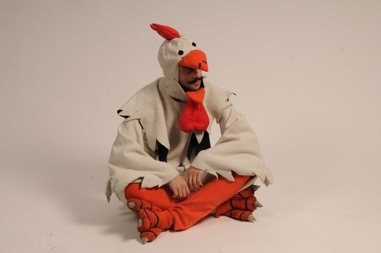 Chicken 2 - costumedesign, chicken - smouss   ello